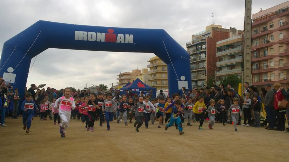 ironkids pineda de mar