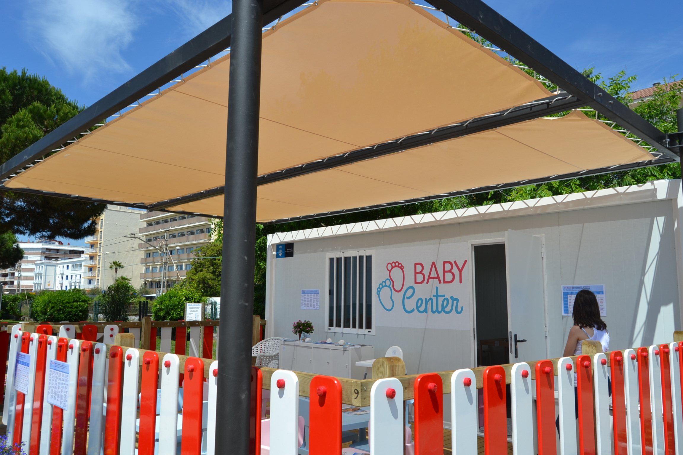 El Baby Center de la Platja de Pineda