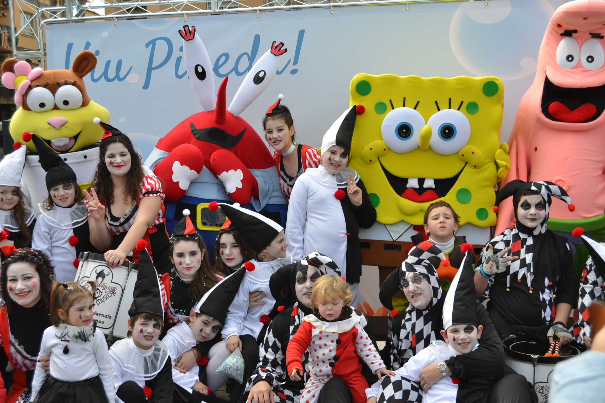 Carnaval a Pineda