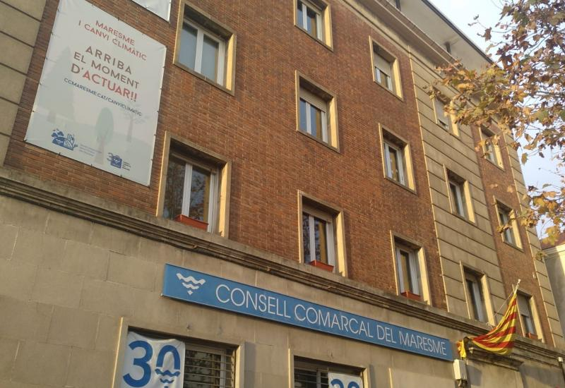 consell comarcal maresme